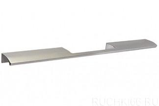 Ручка-скоба накладная торцевая L.350 мм